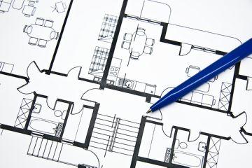 План жилого помещения