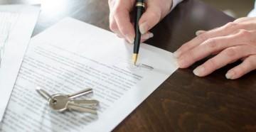 Подпись предварительного договора