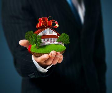 приобретение загородного дома