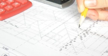 чертеж и карандаж