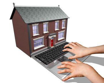 Поиск квартиры в интернете