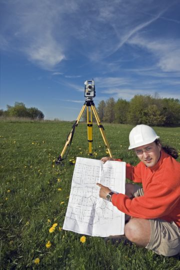 измерение и анализ территории