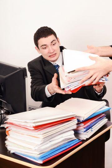 Стопа документов