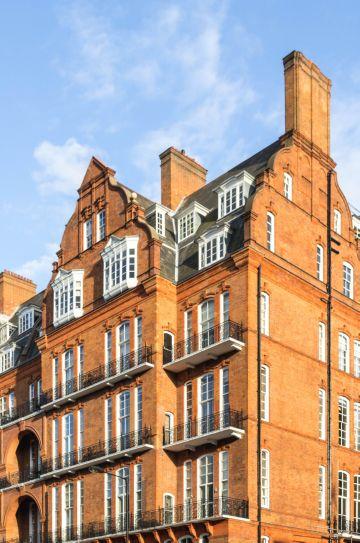 Викторианский дом в Лондоне