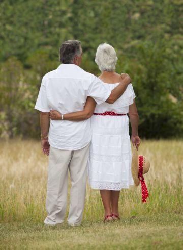 пара на пенсии