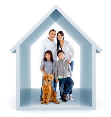 Дом для семьи
