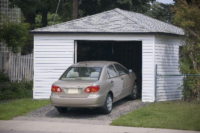 Приобретение гаража
