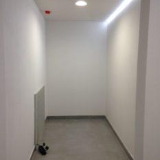 Место на лестничной клетке для колясок