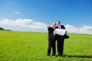 право государственной и муниципальной собственности на землю