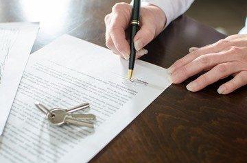 Как правильно оформить договор покупки дома с участком